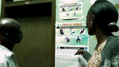 Nigerian doctor infected with Ebola as West Africa scrambles | Virology News | Scoop.it