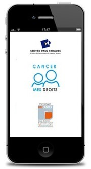 Cancer Mes Droits : application mobile pour patients | Santé et innovation | Scoop.it