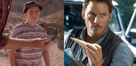 Hold onto your butts for this 'Jurassic World' fan theory | Prozac Moments | Scoop.it