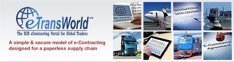 Frequently Asked Questions (FAQ) on eContracting | e-Contracting Toolbox for B2B Global Traders | Scoop.it