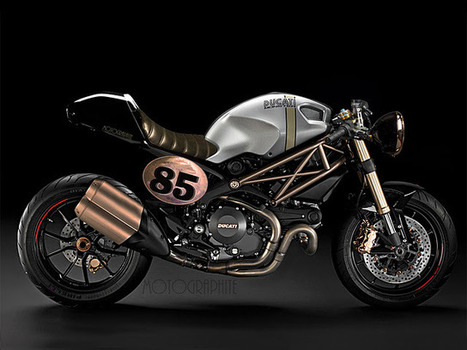WTF is motographite SPECIAL WORKSHOP? | Vintage Motorbikes | Scoop.it