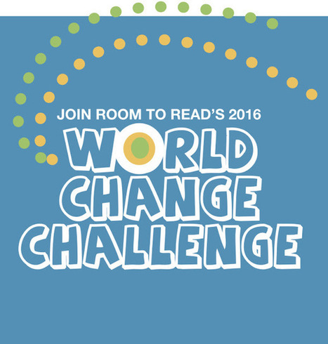 Tristan Bancks | Australian Children's & Teen Author | Kids' & YA Books: ROOM TO READ WORLD CHANGE CHALLENGE 2016 | Read Write Draw | Scoop.it