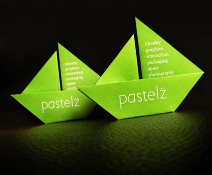 50 Fresh Green Business Card for Inspiration | Smashmagz | Smashmagz | Scoop.it