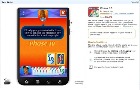 10 Reasons Why You Should Put Your App On The Amazon Appstore | Mobile App Promotion | Scoop.it