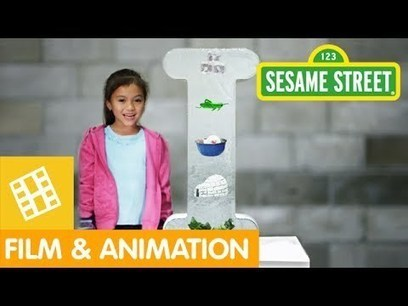 Sesame Street: What Begins with Letter I? | Marketing | Scoop.it