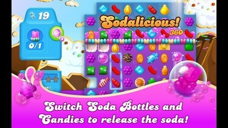 Candy Crush Soda Saga for Windows 10/8 free download | Windows 10 Apps & Games | Scoop.it