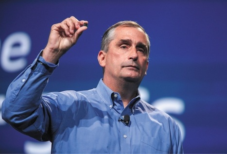 Intel CEO talks up wearables, 3D printing, Moore's Law and Apple in Reddit AMA | Post-Sapiens, les êtres technologiques | Scoop.it