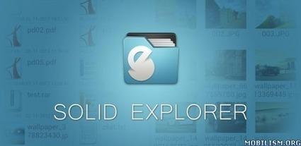Solid Explorer FULL v1.5.2 APK Free Download | nitin | Scoop.it