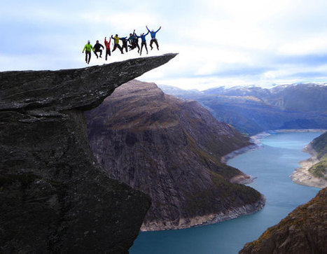 Trolltunga Rock in Norway   The Best Places in the World to Travel   Scoop.it