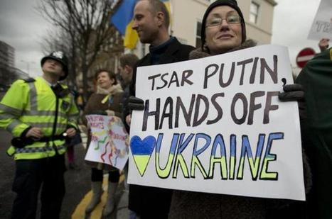 Ukraine crisis: World will never be the same again | InfoGraphicPlanet | Scoop.it