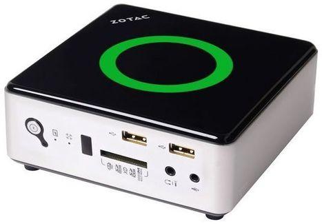 Zotac ZBOX nano AQ01 Plus: komputer mini-PC z procesorem AMD ... | Nowe technologie | Scoop.it