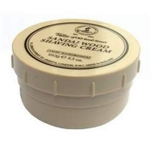 Taylor of Old Bond Street Sandalwood Shaving Cream 150g £8.95 FREE DELIVERY | Traditional Shaving Products | Scoop.it