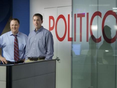 Politico: Le site qui veut régner sur la planète info | DocPresseESJ | Scoop.it