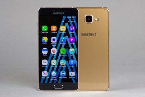 Test : Samsung Galaxy A5 (2016), la nouvelle référence des smartphones milieu de gamme | Freewares | Scoop.it