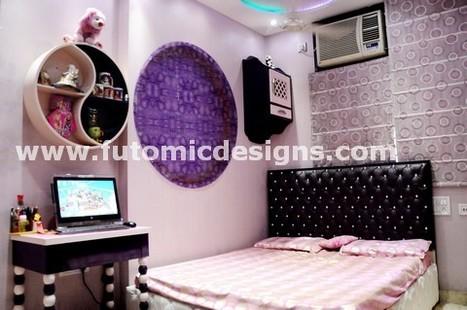 Kids Room Design | Interior Designing Services | Scoop.it
