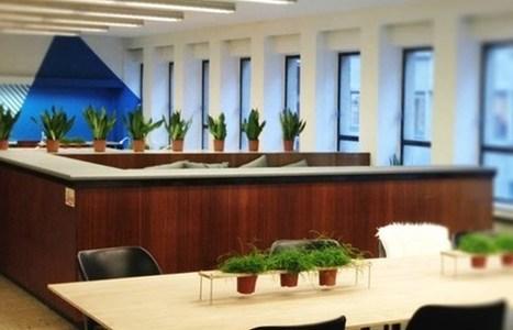 Un espace d'étude temporaire pour les étudiants à la gare centrale | Haute Ecole Lucia de Brouckère | Scoop.it