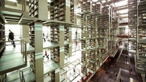 The global rise of the super library | Fall News - Nouvelles d'Automne | Scoop.it