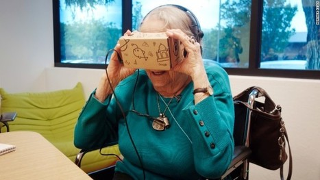 Google grants a 97-year-old's wish | 4D Pipeline - trends & breaking news in Visualization, Virtual Reality, Augmented Reality, 3D, Mobile, and CAD. | Scoop.it