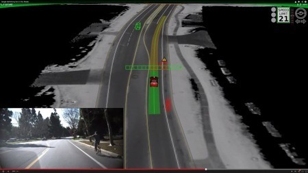 Google self driving car now recognizes cyclists' hand signals | Inside Google | Scoop.it