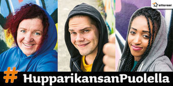 Nuorisotyön viikolla ollaan #HupparikansanPuolella - Allianssi   Sisustajakilta   Scoop.it