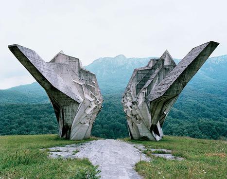 26 Monumentos soviéticos abandonados que parecen del futuro | Arte y Cultura en circulación | Scoop.it