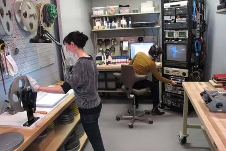 Guggenheim.org highlights conservation practices of time-based media art | Kiosque du monde : A la une | Scoop.it