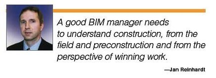 How to Hire a Great BIM Manager | Cadalyst | BIM | Scoop.it