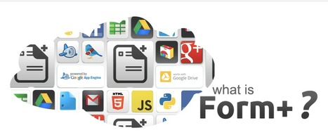 Form+ - Create easy forms; easily | ICT Resources for Teachers | Scoop.it