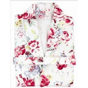 Buy Cath Kidston Greenwich Rose Bath Robe S -M | Mothers Day | Scoop.it
