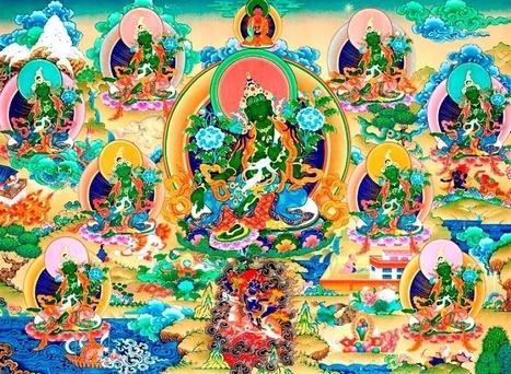 Practice of Green Tara | promienie | Scoop.it