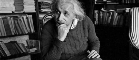 Albert Einstein, la fabrique d'un génie | Héros et personnages | Scoop.it