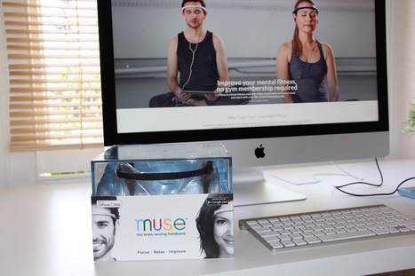 Improve Your Meditation With The Muse Headband   Digital Health Revolution   Scoop.it
