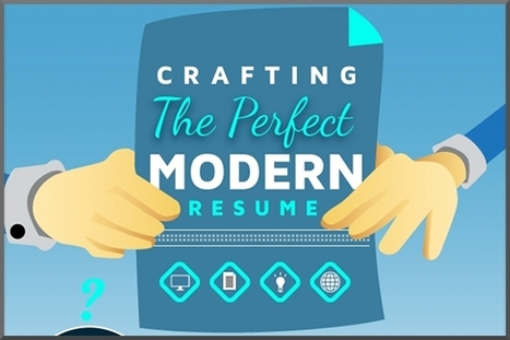 The font that should not be on your résumé—and other tips for job seekers | Articles | Home | the modern jobseeker | Scoop.it