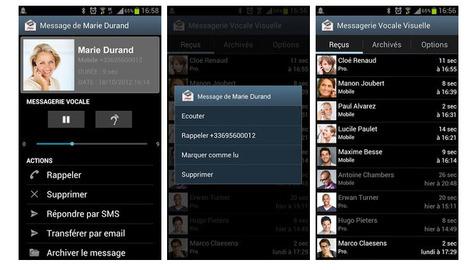 Free Mobile : la messagerie vocale visuelle DISPONIBLE dans le forfait à 2 euros | Machines Pensantes | Scoop.it
