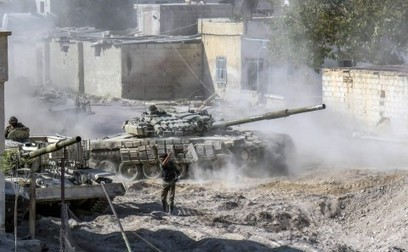 New recruitment drive indicates deep manpower problems in Syria's army | Lawless land | Scoop.it