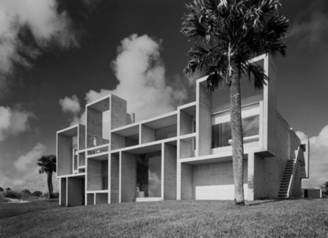 Paul Rudolph: Concrete Connoisseur | Mid-Century Modern Furniture Then and Now | The Architecture of the City | Scoop.it