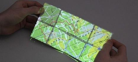 Paddle, le smartphone du futur imaginé à partir du Rubik's Cube ! | techno-communication et relations humaines | Scoop.it