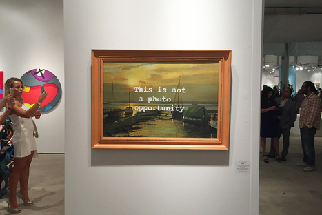 Confronting Mainstays and Existential Questions at Art Miami and Context | ARTSUITE ONE | Scoop.it