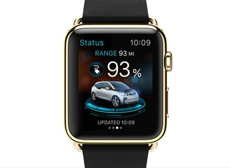 Is driving with an Apple Watch safe? Is it legal? | Consumer behavior | Scoop.it