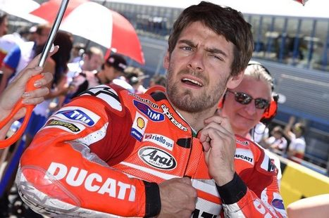 Crutchlow: Ducati has little to be happy with | Ductalk Ducati News | Scoop.it