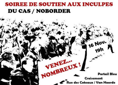 Procès NoBorder & CAS | Occupy Belgium | Scoop.it