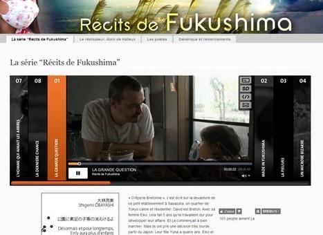 Récits de Fukushima, websérie documentaire   Arte.tv   L'actualité du webdocumentaire   Scoop.it