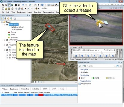 Full Motion Video Add-In updated with tutorial exercises   ArcGIS Resources   geoinformação   Scoop.it