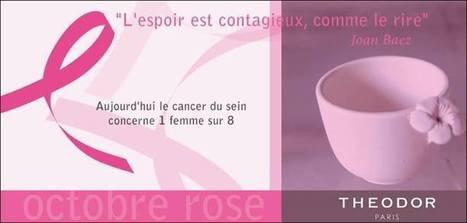 THEODOR Paris : octobre rose  Facebook   Theodor en el mundo   Scoop.it