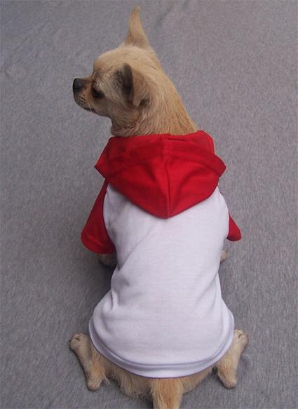 Red Blank Dog Hoodie – PetSuperDeal.com | petsuperdeal | Scoop.it