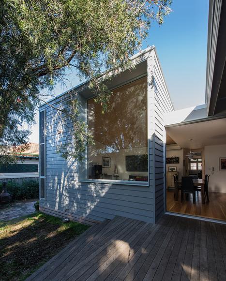 374 Hamilton / Bourne Blue Architects | Plataforma Arquitectura | Carpintería y Tic's | Scoop.it