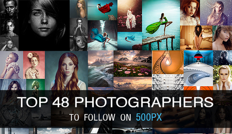 Top 48 Photographers To Follow On 500px | Aucoindujour | Scoop.it