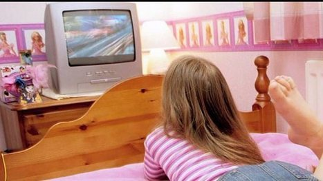 TV in your child's bedroom? Study says it equals an extra pound a year - Fox 59 | Education at SMC | Scoop.it