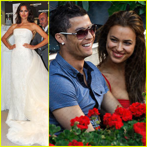 Irina Shayk & Cristiano Ronaldo: NYC Bare Midriff Walk! - Sexy Balla | News Daily About Sexy Balla | Scoop.it