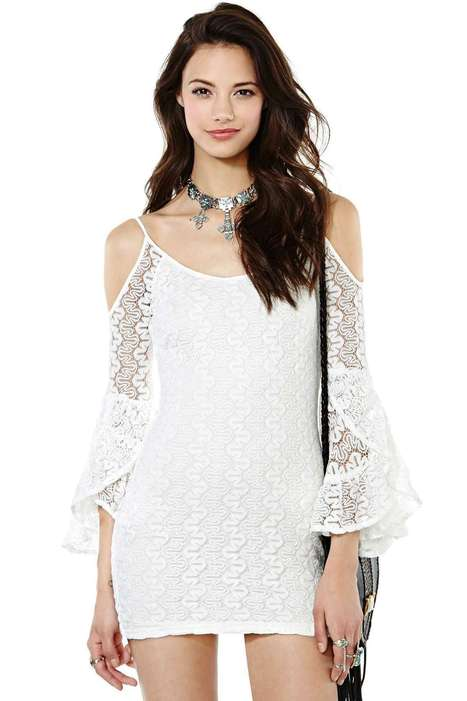 Summer clothes » Dee Light white summer lace Dress   Summer clothes   Scoop.it